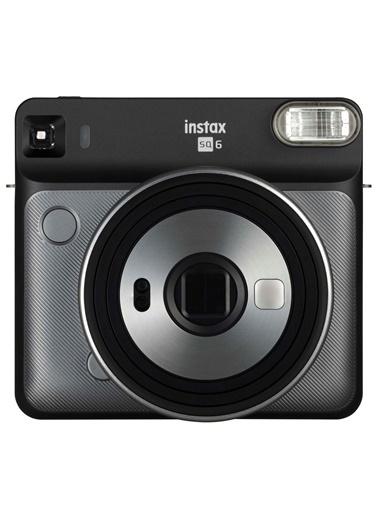 Fujifilm Instax SQ 6 Gri Fotoğraf Makinesi Gri